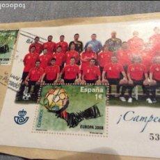 Coleccionismo deportivo: CAMPEONES. Lote 124235759