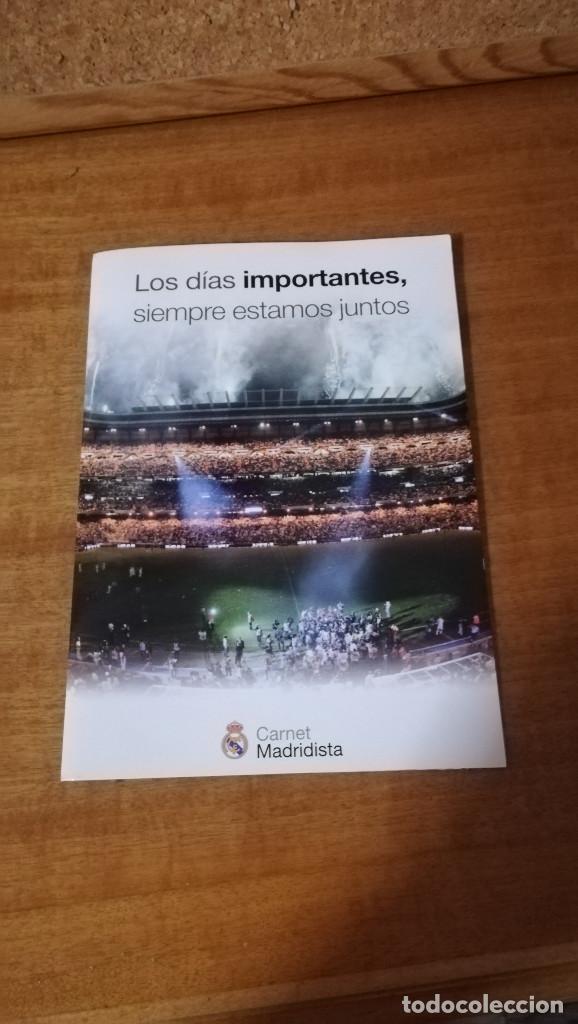 Tarjeta De Cumpleanos Real Madrid Con Musica C Comprar En