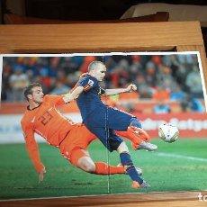 Coleccionismo deportivo: MUNDIAL 2014 BRASIL - EXCELENTE LOTE DE 40 VIDEOS DVD. Lote 127598939