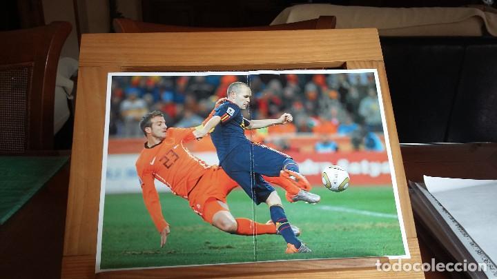 Coleccionismo deportivo: MUNDIAL 2010 SUDAFRICA - LOTE DE 30 PARTIDOS DVDS- EXCLENTE OFERTA - Foto 5 - 127684599