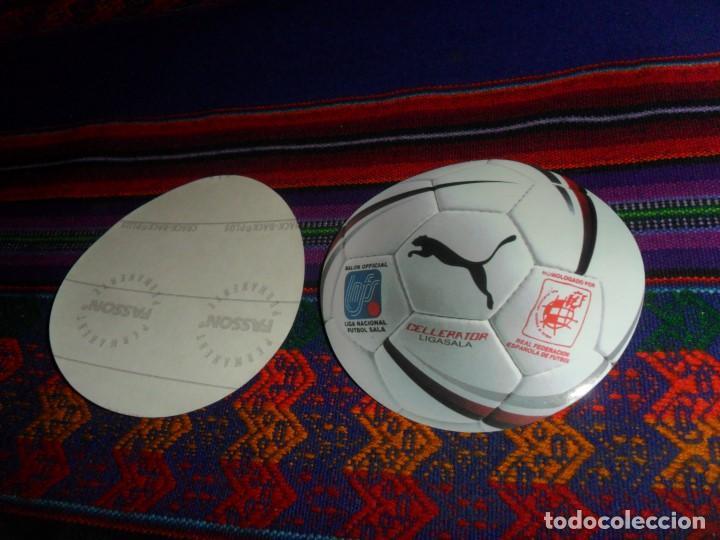 viva escalera mecánica Madurar  lote 2 pegatina adhesivo puma balón oficial lig - Comprar en todocoleccion  - 128250835