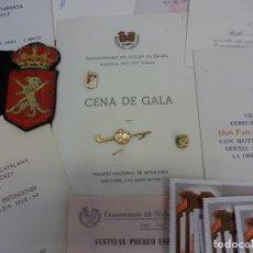 Coleccionismo deportivo: INTERESANTE LOTE HOCKEY HIERBA. FEDERACIÓN CATALANA Y ESPAÑOLA. ORIGINAL AÑOS 1950S. Lote 128360339