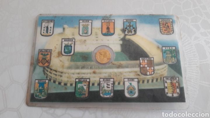 CARNET SANTIAGO BERNABEO MUNDIAL 82 MADRID (Coleccionismo Deportivo - Documentos de Deportes - Otros)