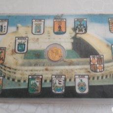Coleccionismo deportivo: CARNET SANTIAGO BERNABEO MUNDIAL 82 MADRID. Lote 131348974