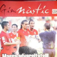 Coleccionismo deportivo: PROGRAMA PARTIDO NASTIC TARRAGONA-ALBACETE 32 PAG.2007. Lote 132980130