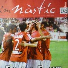 Coleccionismo deportivo: PROGRAMA PARTIDO NASTIC TARRAGONA-ELCHE TEMPORADA 2007-08 32 PAG. FOTOS,ARTICULOS ETC. Lote 133957870