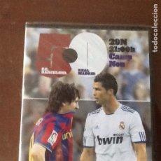 Coleccionismo deportivo: LOTE DE 5 DVDS DEL BARCELONA DE GUARDIOLA. Lote 134884453