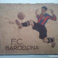 Coleccionismo deportivo: BARÇA FÚTBOL F.C.BARCELONA PROGRAMA BOLETÍN AÑO 1922 - 1923. Lote 135700083