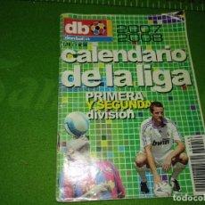 Coleccionismo deportivo: DON BALON 2007-2008. Lote 140513870
