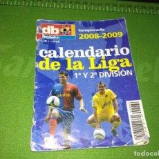 Coleccionismo deportivo: DON BALON 2008-2009. Lote 140513918