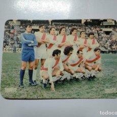 Coleccionismo deportivo: CARTA TARJETA LA QUINIELA DE LA SUERTE. 1X2. RAYO VALLECANO. TDKP13. Lote 141849270