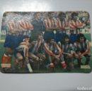Coleccionismo deportivo: CARTA TARJETA LA QUINIELA DE LA SUERTE. 1X2. ATLETICO DE MADRID. TDKP13. Lote 141849450