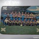 Coleccionismo deportivo: CARTA TARJETA LA QUINIELA DE LA SUERTE. 1X2. FC. BARCELONA. BARSA. TDKP13. Lote 141849494