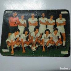 Coleccionismo deportivo: CARTA TARJETA LA QUINIELA DE LA SUERTE. 1X2. VALENCIA C.F. TDKP13. Lote 141849590