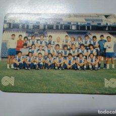 Coleccionismo deportivo: CARTA TARJETA LA QUINIELA DE LA SUERTE. 1X2. HERCULES DE ALICANTE. TDKP13. Lote 141849678