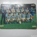Coleccionismo deportivo: CARTA TARJETA LA QUINIELA DE LA SUERTE. 1X2. REAL SOCIEDAD. TDKP13. Lote 141849850