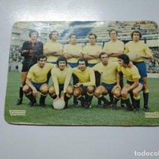 Coleccionismo deportivo: CARTA TARJETA LA QUINIELA DE LA SUERTE. 1X2. LAS PALMAS. TDKP13 . Lote 141850158