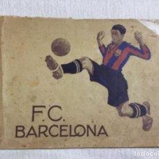 Coleccionismo deportivo: BOLETÍN BARÇA DEL 1922.F.C.BARCELONA.MUCHOS DATOS.DE COLECCIÓN.COMBUSTIBLES META.UNAS 40 PÁGINAS.. Lote 142729662