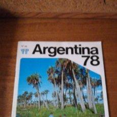Coleccionismo deportivo: REVISTA MUNDIAL ARGENTINA 78. Lote 143190808
