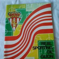 Coleccionismo deportivo: 84-MEMORIA REAL SPORTING DE GIJON 1978/79. Lote 144404862