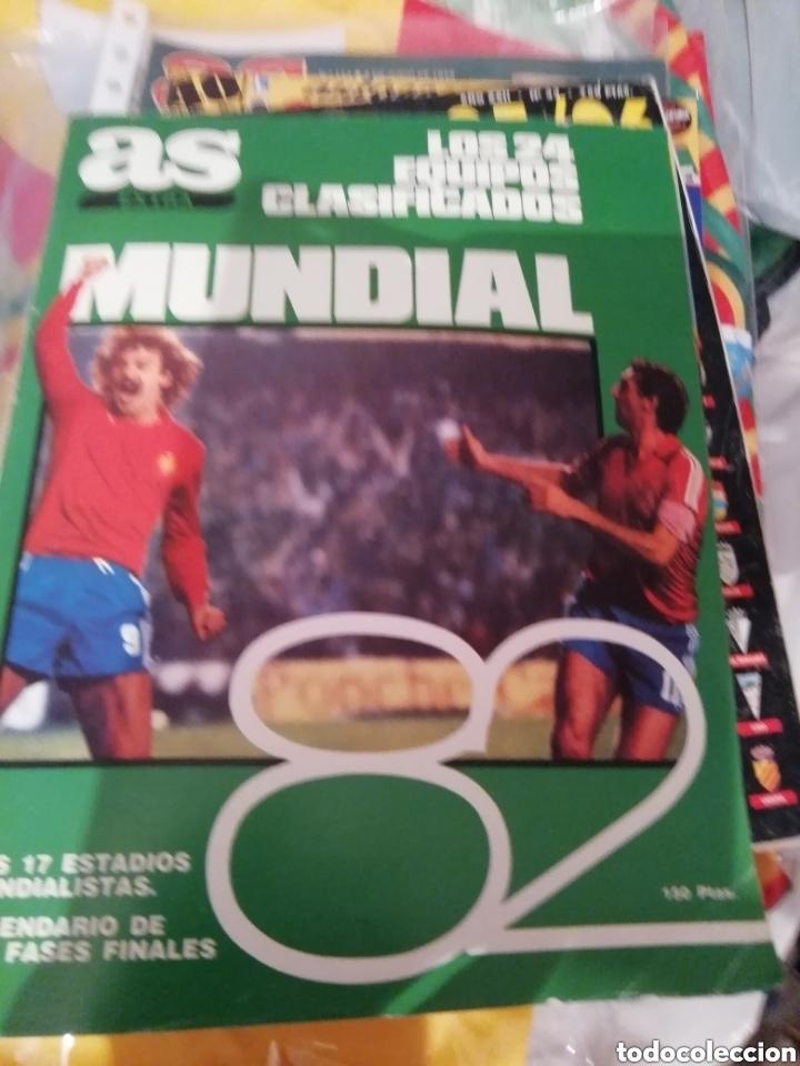 Coleccionismo deportivo: Fútbol. Finales mundiales y eurocops. todas - 32 dvds en lote - Foto 8 - 144746732