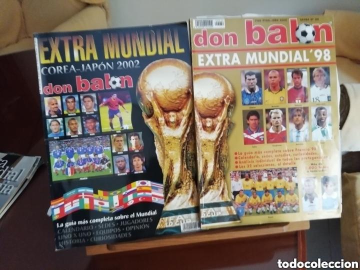 Coleccionismo deportivo: Fútbol. Finales mundiales y eurocops. todas - 32 dvds en lote - Foto 11 - 144746732