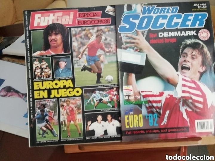Coleccionismo deportivo: Fútbol. Finales mundiales y eurocops. todas - 32 dvds en lote - Foto 15 - 144746732