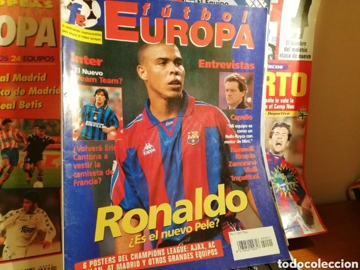 Coleccionismo deportivo: El clásico Real Madrid Barcelona. 1990 - 2000. Lote 20 dvds. - Foto 3 - 144746773