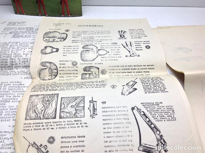 Coleccionismo deportivo: CATALOGO DEPORTES CERRA OVIEDO - ARCO DE TIRO YAMAHA ARCHERY - Foto 6 - 145917150