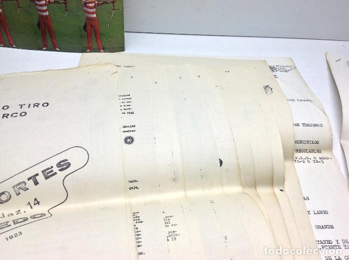 Coleccionismo deportivo: CATALOGO DEPORTES CERRA OVIEDO - ARCO DE TIRO YAMAHA ARCHERY - Foto 7 - 145917150