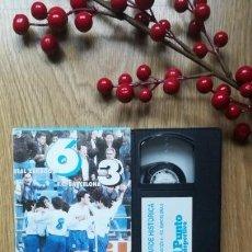 Coleccionismo deportivo: REAL ZARAGOZA 6 – F. C. BARCELONA 3. UNA TARDE HISTÓRICA.. Lote 147415662