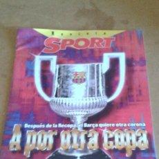 Coleccionismo deportivo: REVISTA SPORT A POR OTRA COPA. Lote 147683718