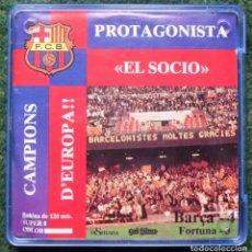 Coleccionismo deportivo: PELICULA DE SUPER 8 DE LA FINAL DE RECOPA 1979 F.C.BARCELONA VS FORTUNA DÜSSELDORF. Lote 147688034