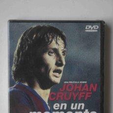 Coleccionismo deportivo: DVD JOHAN CRUYFF 2004. Lote 147689778