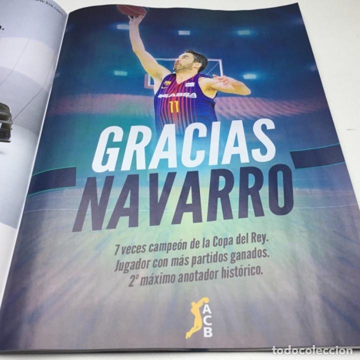 Coleccionismo deportivo: PROGRAMA OFICIAL COPA DEL REY 2019 - BALONCESTO - ACB - MADRID - Foto 5 - 152032106