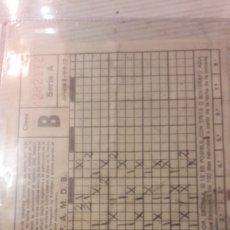 Coleccionismo deportivo: QUINIELA 1973. Lote 152728753