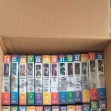 Coleccionismo deportivo: COLECCION VHS DE BOXEO.. Lote 154517594