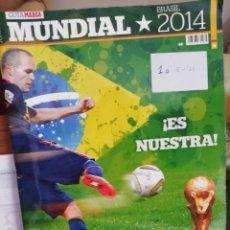 Coleccionismo deportivo: FINALES MUNDIALES Y EUROCOPAS. VIDEOTECA HISTÓRICA. Lote 154571674