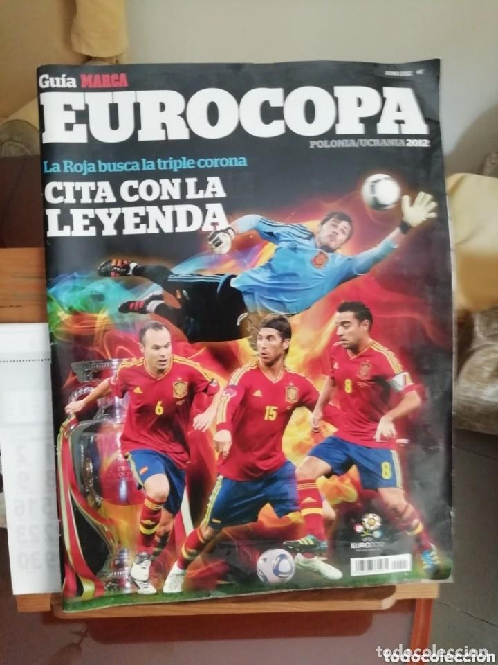 Coleccionismo deportivo: Finales mundiales y eurocopas. Videoteca histórica - Foto 3 - 154571674