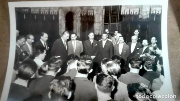 Coleccionismo deportivo: Espectacular lote con motivo de la Inauguración del Camp Nou en 1957 - Foto 22 - 155867590