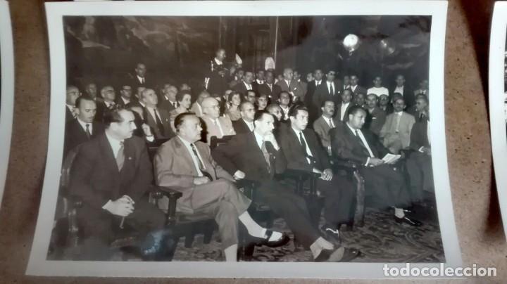 Coleccionismo deportivo: Espectacular lote con motivo de la Inauguración del Camp Nou en 1957 - Foto 23 - 155867590