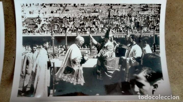 Coleccionismo deportivo: Espectacular lote con motivo de la Inauguración del Camp Nou en 1957 - Foto 25 - 155867590