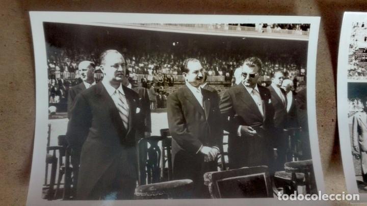 Coleccionismo deportivo: Espectacular lote con motivo de la Inauguración del Camp Nou en 1957 - Foto 26 - 155867590