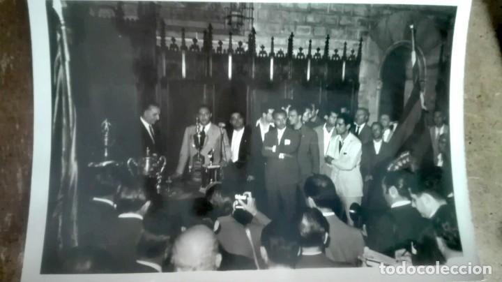 Coleccionismo deportivo: Espectacular lote con motivo de la Inauguración del Camp Nou en 1957 - Foto 27 - 155867590