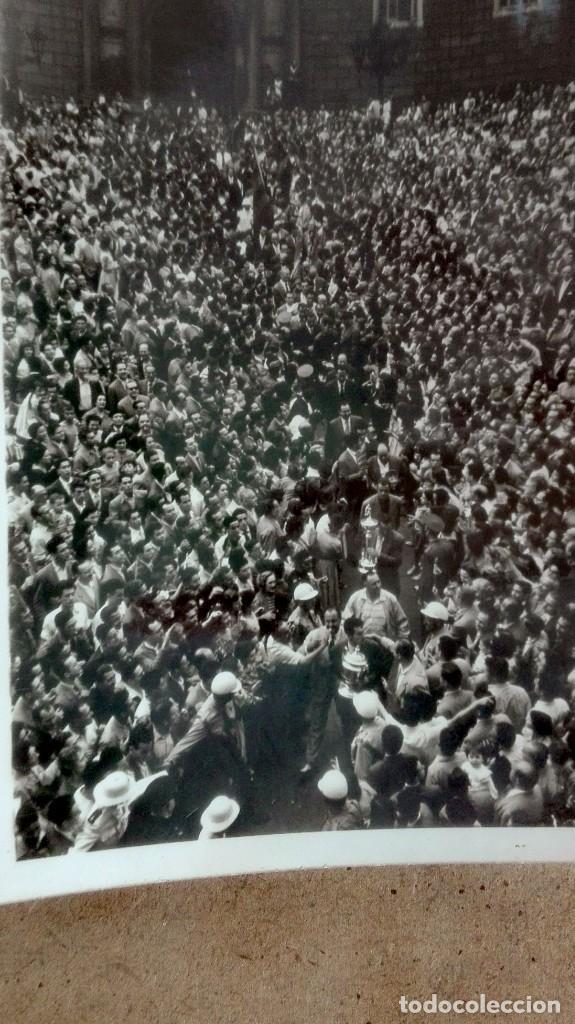 Coleccionismo deportivo: Espectacular lote con motivo de la Inauguración del Camp Nou en 1957 - Foto 30 - 155867590