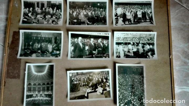 Coleccionismo deportivo: Espectacular lote con motivo de la Inauguración del Camp Nou en 1957 - Foto 31 - 155867590