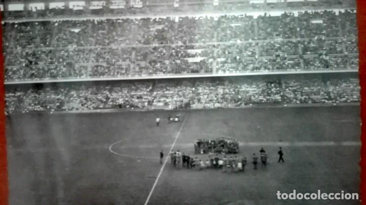 Coleccionismo deportivo: Espectacular lote con motivo de la Inauguración del Camp Nou en 1957 - Foto 36 - 155867590