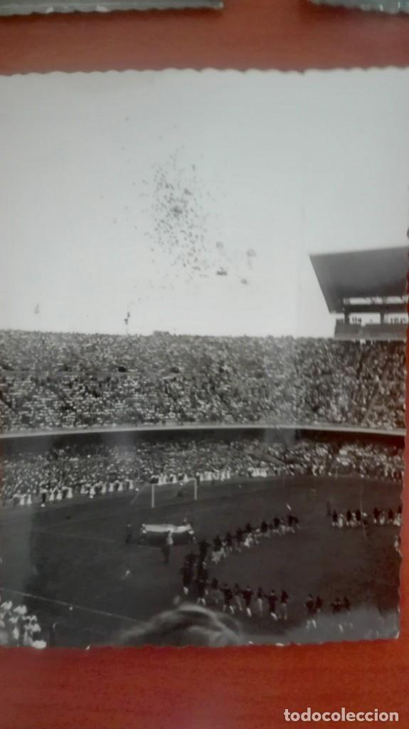 Coleccionismo deportivo: Espectacular lote con motivo de la Inauguración del Camp Nou en 1957 - Foto 38 - 155867590