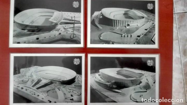 Coleccionismo deportivo: Espectacular lote con motivo de la Inauguración del Camp Nou en 1957 - Foto 51 - 155867590