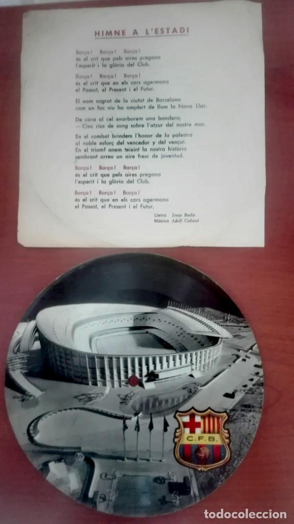 Coleccionismo deportivo: Espectacular lote con motivo de la Inauguración del Camp Nou en 1957 - Foto 64 - 155867590